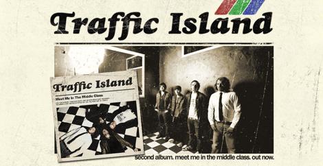 trafficisland